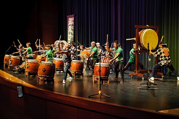 St. Louis Osuwa Taiko Drumming Showcase by Peter Wochniak-19